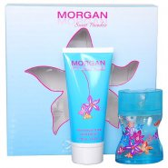Morgan Sweet Paradise Gift Set 35ml EDT / 100ml Body Lotion