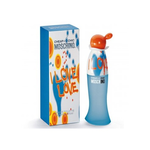 Moschino Cheap and Chic I Love Love 50ml EDT Spray