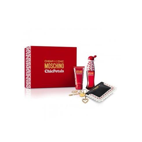 Moschino Moschino Cheap & Chic Chic Petals Gift Set 50ml EDT + 50ml ...