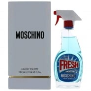 Moschino Fresh Couture Eau De Toilette Spray 100ml