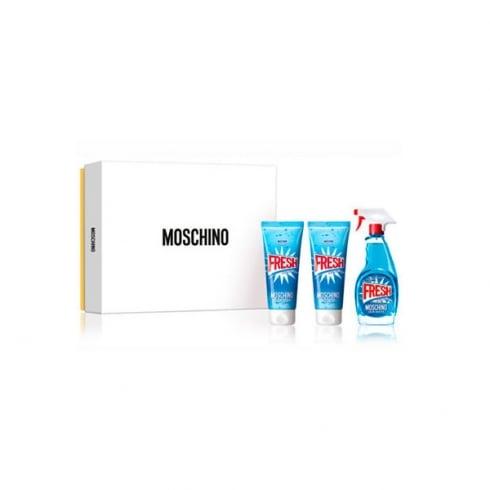 Moschino Fresh Couture EDT Spray 50ml Set 3 Pieces 2016