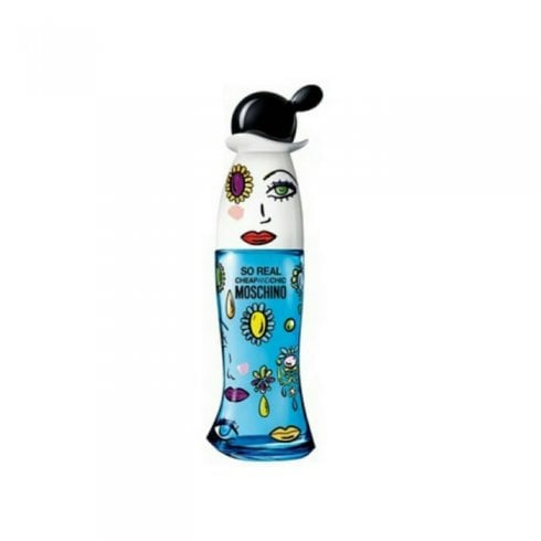 Moschino So Real F Edt 50ml Spray