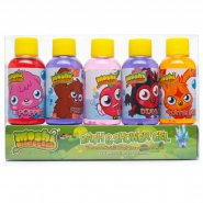 Moshi Monsters Bath & Shower Gel 5 x 50ml