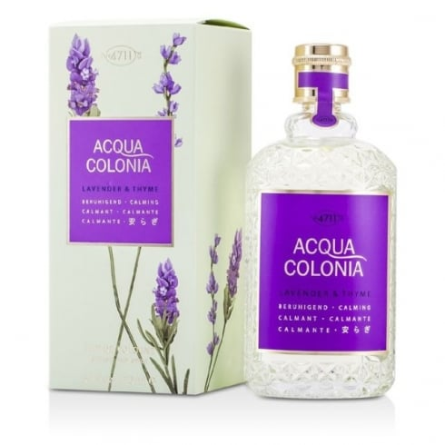 Muelhens 4711 Acqua Colonia Lavender And Thyme Eau De Cologne Spray 170ml