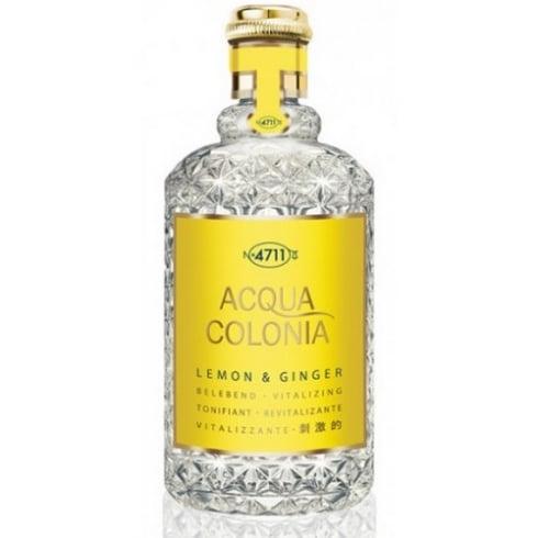 Muelhens 4711 Acqua Colonia Lemon And Ginger EDC Spray 50ml