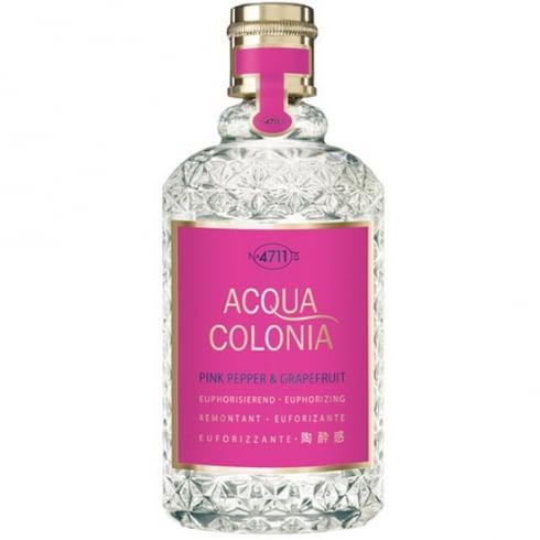 Muelhens 4711 Acqua Colonia Pink Pepper And Grapefruit EDC Spray 50ml