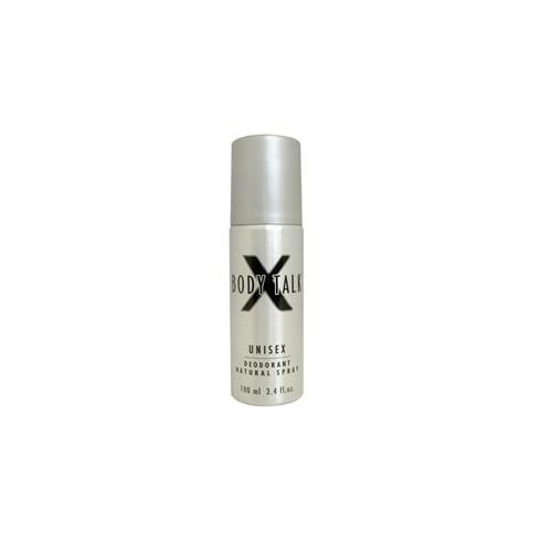 Muelhens Body Talk Unisex Unboxed Deodorant Spray 100ml