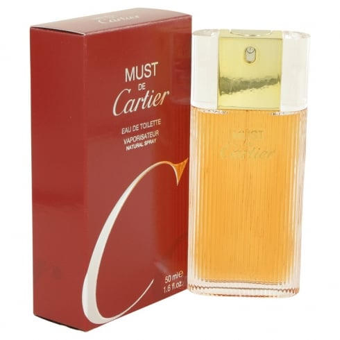 Cartier Must de Cartier 50ml EDT Spray