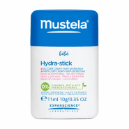 Mustela Bébé Hydra-stick with Cold Cream 10g - Lips & Cheeks