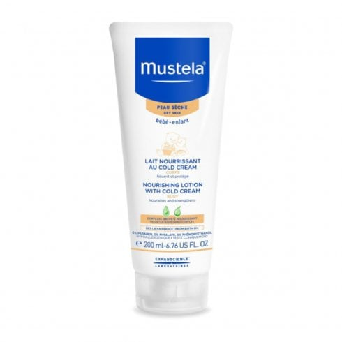 Mustela Nourishing Body Lotion With Cold Cream 200ml