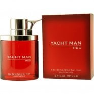 Myrurgia Yacht Man Red EDT 100ml Spray
