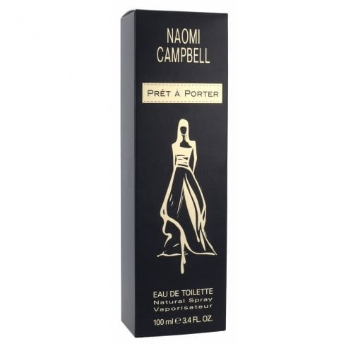 Naomi Campbell Prêt à Porter EDT 100ml Spray
