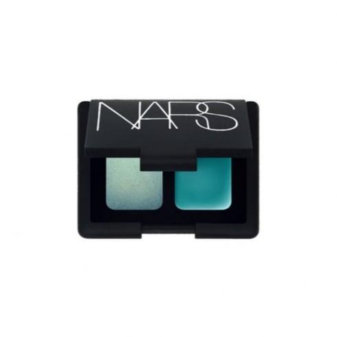 Nars Duo Eyeshadow Burn It Blue 4g