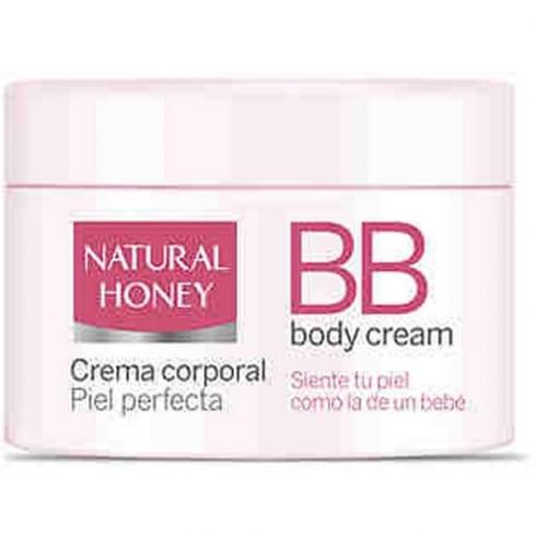 Natural Honey Bb Body Cream Perfect Skin 250ml
