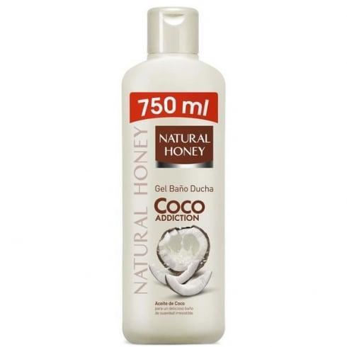 Natural Honey Coco Addiction Shower Gel 750ml