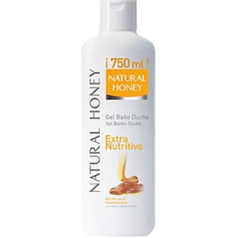 Natural Honey Extra Nourishing Shower Gel 750ml