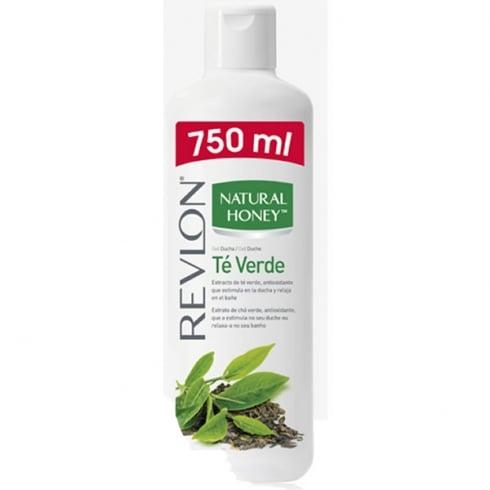 Natural Honey Green Tea Shower Gel 750ml