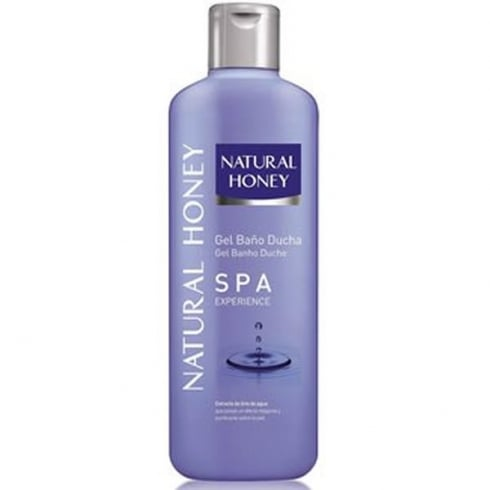 Natural Honey Spa Shower And Bath Gel 750ml