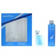 Nautica Blue Set Edt 50ml And Body Spray 170G