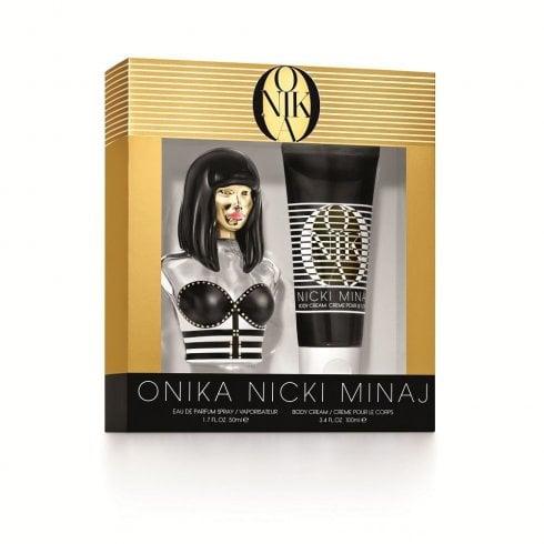 Nicki Minaj Onika Gift Set 50ml EDP + 100ml Body Cream