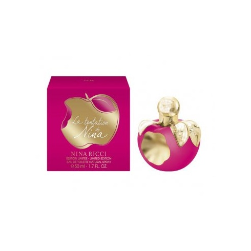 Nina Ricci La Tentation de Nina 50ml EDT Spray