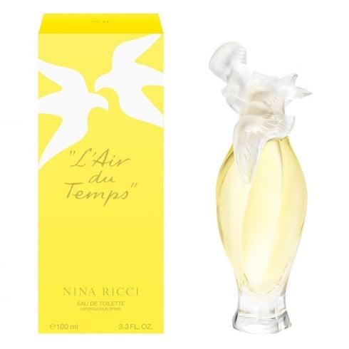 Nina Ricci L'Air du Temps 100ml EDT Spray / 200ml Body Lotion