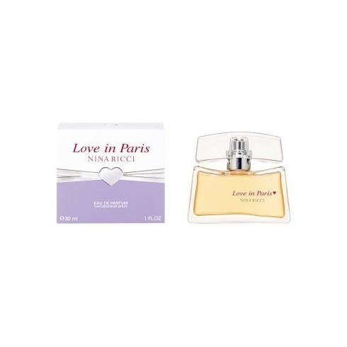 Nina Ricci Love in Paris 30ml Eau De Parfum Spray