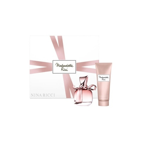 Nina Ricci Mademoiselle Ricci 80ml EDP Spray / 200ml Sensual Body Lotion