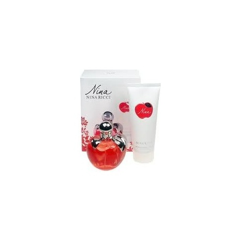 Nina Ricci Nina 80ml EDT Spray / 200ml Body Lotion
