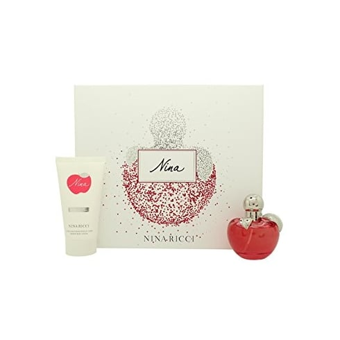 Nina Ricci Nina Gift Set 50ml EDT + 75ml Body Lotion