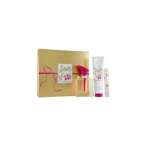 Nine West Love Fury Kiss Gift Set 100ml EDP + 100ml Body Lotion + 15ml Mini EDP