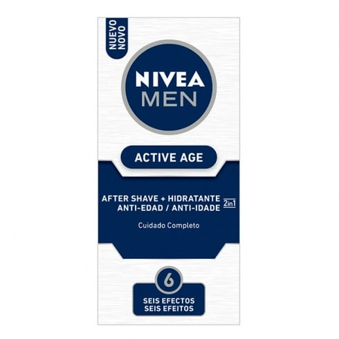 Nivea Active Age After Shave Balm 75ml