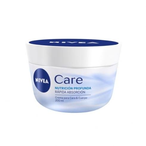 Nivea Care Intensive Nourishment Face And Body 200ml