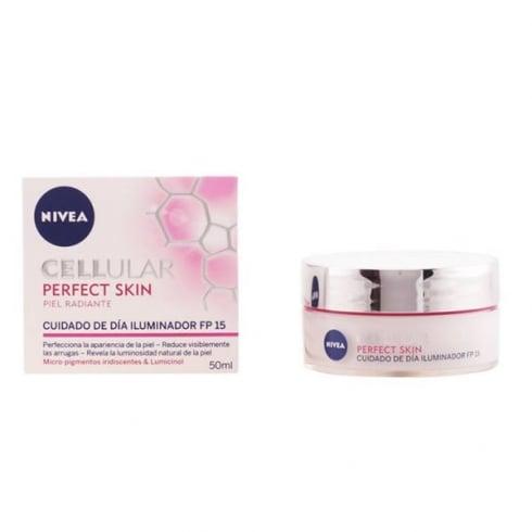 Nivea Cellular Perfect Skin Randiant Day Cream SPF15 50ml