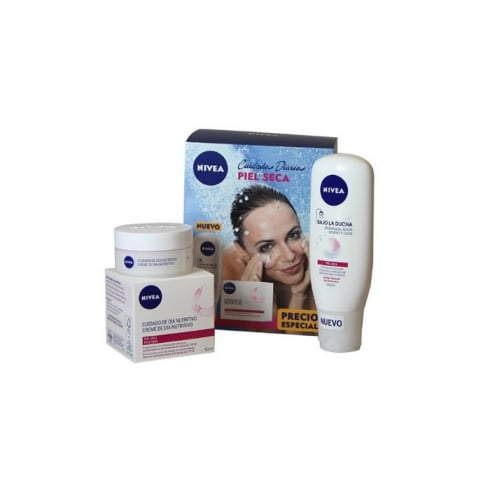 Nivea Daily Dry Skin Care Set 2 Pieces