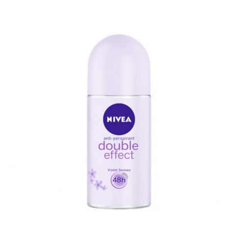 Nivea Double Effect Deodorant Roll On 50ml