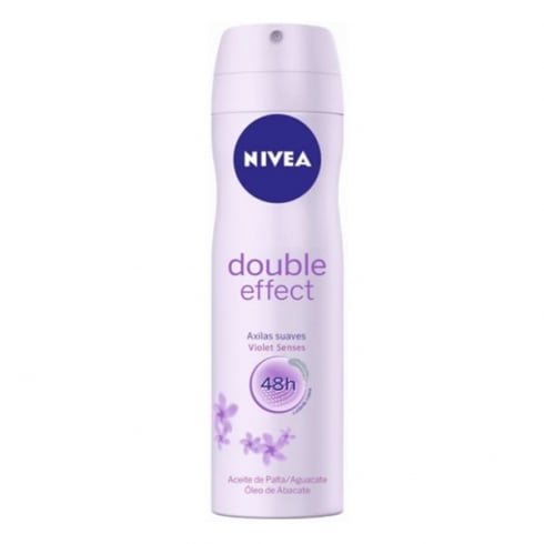 Nivea Double Effect Deodorant Spray 200ml