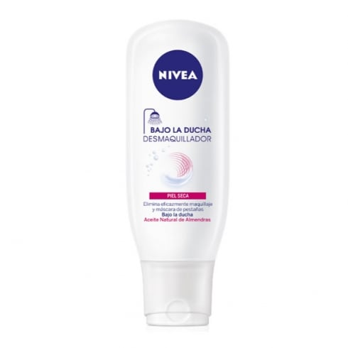 Nivea In Shower Make Up Remover Dry Skin 150ml