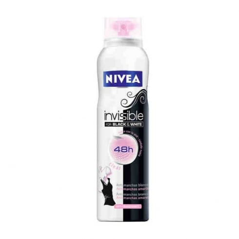 Nivea Invisible Black And White Original Spray 200ml