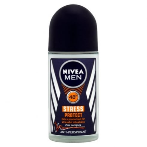Nivea Men Stress Protect Men Deodorant Roll On 50ml