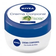 Nivea Olive Oil Body Cream 200ml
