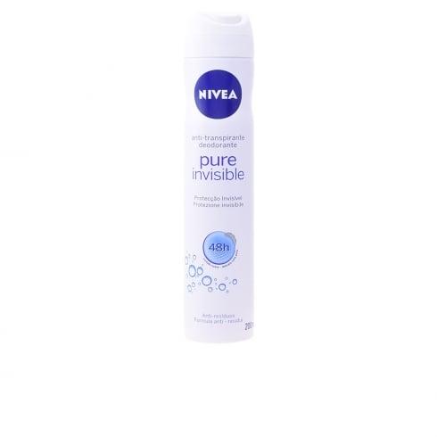 Nivea Pure Invisible 48h Deodorant Spray 200ml