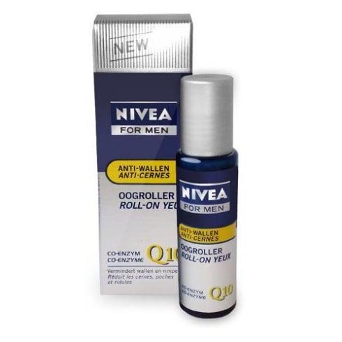 Nivea Q10 Men Anti-Cernes Eyes Roll-On 15ml