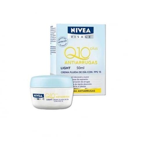 Nivea Q10 Plus Anti Wrinkle Age Spot Day Cream Pore Refining 50ml