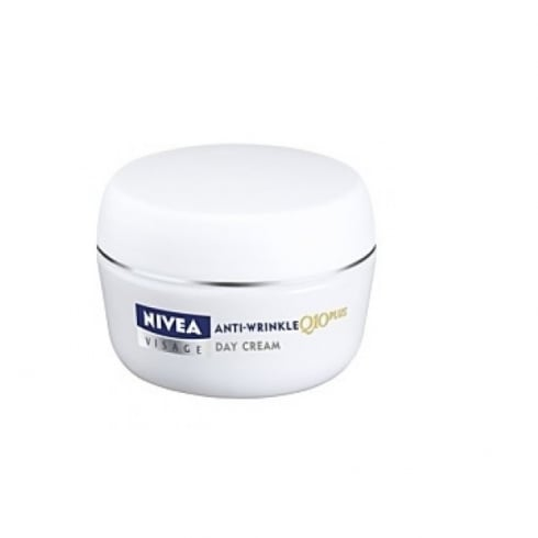 Nivea Q10 Plus Anti Wrinkle Day Cream 50ml