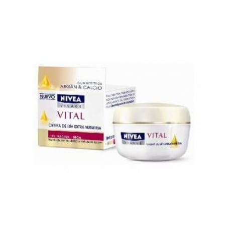 Nivea Vital Anti Wrinkle Revitalizing Day Cream 50ml