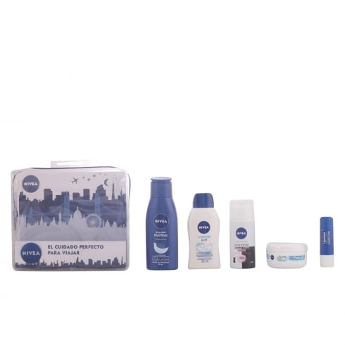 Nivea Women's Travel Set 5 Pieces