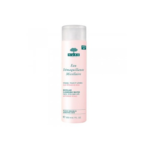 Nuxe Eau Demaquillant Micellaire Micellar Cleansing Water 200ml