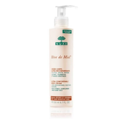 Nuxe Rêve De Miel Ultra Comfortable Body Cream 200ml