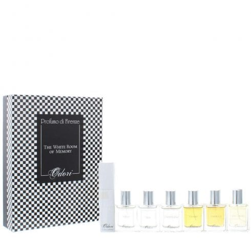 Odori The White Room Of Memory Gift Set 7 pieces